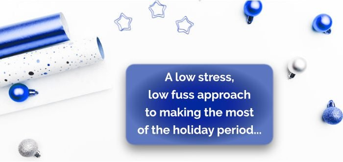 Calm Peaceful Stress-Free Holiday TRE Brenda Wille